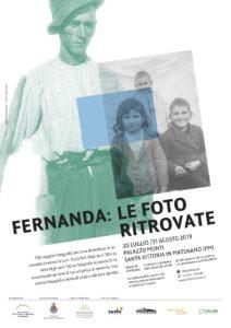 Locandina Fernanda: le foto ritrovate